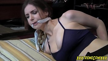 lara croft bondage